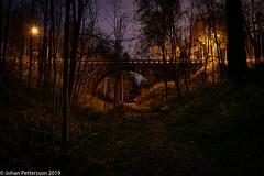 The old Stonebridge (johanpettersson63) Tags: trollhättan västragötalandslän sverige stonebridge bro bridge hälltorp