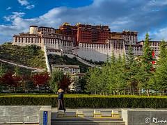 LHASA (RLuna (Instagram @rluna1982)) Tags: tibet lhasa lasa dalailama budismo palace potala himalaya everest asia china rluna rluna1982 travel photo cultura