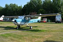HA-JDH Cessna 152, Elstree 23/7/19 (David K- IOM Pics) Tags: elstree airfield egtr ha hajdh cessna 152 c152