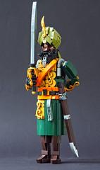 Captain Nemo (Eero Okkonen) Tags: lego moc verne alanmoore kevinoneill leagueofextraordinarygentlemen character