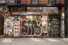 SM... (Restless Eye) Tags: newyorkcity newyork usa grafitti graffiti wall mural nyc