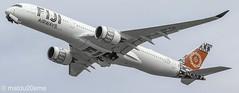 First Airbus A350-900 (Island of Viti Levu) for Fiji Airways (matdu20eme) Tags: spotter spotting planespotting planespotter plane airliner airline fijiairways airbusa350 a350 airbus aircraft airplane aviation