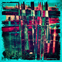 color abstract #30 (Pomo photos) Tags: em10mk2 olympus surreal surrealism impressionism expressionism digit digital vignette blue green red yellow color colored abstract abstraction square doubleexposure details lines lein geometry