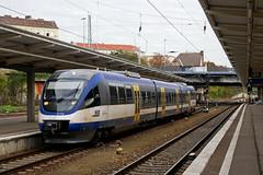 P1960077 (Lumixfan68) Tags: eisenbahn züge triebwagen baureihe 643 dieseltriebwagen vt neb niederbarnimer privatbahn