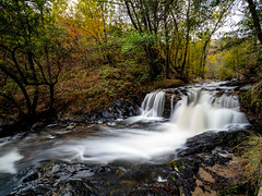 Cascada Marcet (Javier Iglesias c.) Tags: rio cascada otoño cerdanya ur catalunya olympus em1markii micro 43 zuiko 714mm f28 omd em1 mark ii omdrevolution microfourthirds microcuatrotercios micro43 m43 bosque forest river waterfall