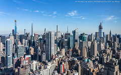 Midtown View from Manhattan West (20191019-DSC00168) (Michael.Lee.Pics.NYC) Tags: newyork manhattanwest ohny openhousenewyork midtown aerial architecture cityscape skyline centralpark onevanderbilt sony a7rm2 fe24105mmf4g