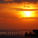 DSC00027 - Sunset with Rio Negro Bridge