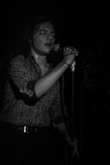 At Hırsızı (efeardic) Tags: sony alpha 6000 canon fd lens concert photography bnw black white
