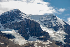 Mount Athabasca (euansco) Tags: mount athabasca icefields parkway jasper banff national park alberta canada glacier snow ice summer 2019 wildlife adventure nature mountains hills world travel