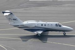 Avcon Jet SrL Cessna Citation M2 T7-MMZ (c/n 525-0973) (Manfred Saitz) Tags: vienna airport schwechat vie loww flughafen wien avcon jet cessna citation m2 c25m t7mmz t7reg