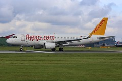 Pegasus Airlines Airbus A320-214 TC-DCM (josh83680) Tags: manchesterairport manchester airport man egcc tcdcm airbus airbusa320214 a320214 airbusa320200 a320200 pegasus airlines pegasusairlines
