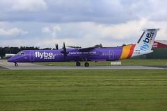 Flybe Bombardier Dash 8 Q400 G-FLBE (josh83680) Tags: manchesterairport manchester airport man egcc gflbe bombardier dash 8 q400 bombardierdash bombardierdash8 bombardierdash8q400 dash8 dash8q400 fly be flybe