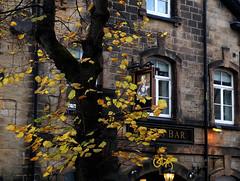 Harrogate: Hales Bar (Allan Rostron) Tags: harrogate pubs autumn
