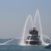 Long Beach fire boat, Great Pacific Airshow, Huntington Beach