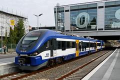 P1960190 (Lumixfan68) Tags: eisenbahn züge triebwagen baureihe 632 pesa link regioshark dieseltriebwagen neb niederbarnimer privatbahn vt