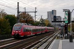 P1960068 (Lumixfan68) Tags: eisenbahn züge triebwagen baureihe 442 et bombardier talent 2 deutsche bahn db regio