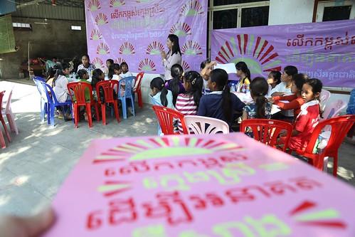 International Day of the Girl Child 2019: Cambodia