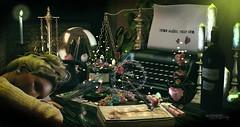 N592 The Bewitching Hour (Tiffany's Blended Beauty Blog) Tags: addams applefall cae disorderly dustbunny dutchie elm foxcity glamaffair lelutka maitreya truth wednesday