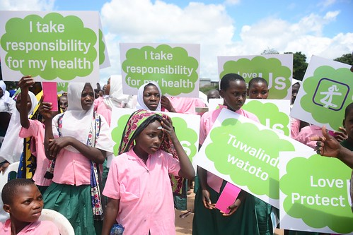 International Day of the Girl Child 2019: Kenya