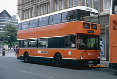 G M Buses North 4382 (ORJ 382W) (SelmerOrSelnec) Tags: gmbusesnorth leyland atlantean northerncounties orj382w manchester oldhamstreet 82 greatermanchesterpte greatermanchestertransport gmpte gmt bus