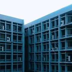 Dhaka (Mridul Bangladeshi) Tags: cinematic cinematography cityscape city feel architecture vintage visualarts filmcamera filmphotography bangladesh mobilephotography mobile iphoneclick iphonephotography iphone photography urban dhakacity block dhaka