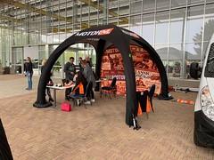 UPPE Aero Tent 4x4