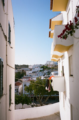Untitled (Howard Yang Photography) Tags: algarve portugal filmphotography kodakportra160 contaxt