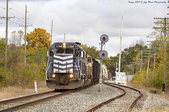 """""""north Clyde"""" (JeffMast98) Tags: frttrain clyde michigan usa"""
