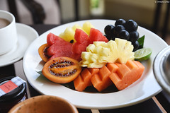 Ayodya Resort Bali 【EXPLOERD】 (Iyhon Chiu) Tags: balinese 印尼 峇里島 インドネシア バリ島 ayodya resort bali indonesia room hotel breakfast