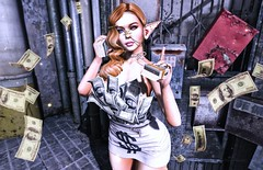 Money For Nothing 💸 (ღ Sɑrɑɑh Drɑgoone ღ) Tags: bfstore belleevent tfs doux andore genus maitreya money elf kawaii kawaiisl avatar av angel bentoav body brazil blogger backdrop girl gorgeous gameonline game ginger cute color delicius dress event eyes fashion face fun freckles genusproject gente green head hair hairslyle happy halloween pic lifestyle wix girls love luzes lady mesh meshhead moemoe new outfit woman pose power photo pretty princess poses peace queen retrato relax secondlife sexy sl shop sensual sweet secondlifephoto style vacation white
