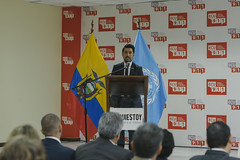 UNODC Mexico: Ecuador says #AQUIESTOY (#HereIAm) against human trafficking