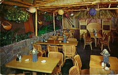 Mai-Kai Polynesian Restaurant, Fort Lauderdale, Florida (SwellMap) Tags: postcard vintage chrome old 60s 50s sixties fifties google retro tiki hawaiian