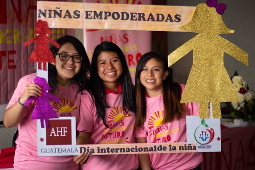 International Day of the Girl Child 2019: Guatemala