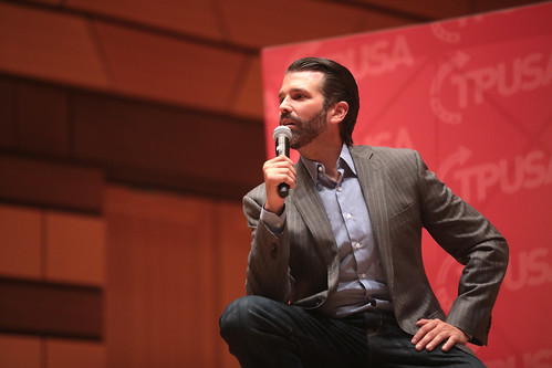 Donald Trump, Jr. by Gage Skidmore, on Flickr