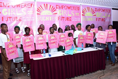 International Day of the Girl Child 2019: Nigeria