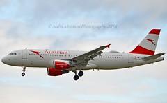 """Innviertel"" Austrian Airlines OE-LBW Airbus A320-214 cn/1678 @ EDDF / FRA 02-05-2018 (Nabil Molinari Photography) Tags: innviertel austrian airlines oelbw airbus a320214 cn1678 eddf fra 02052018"