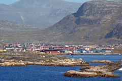 DSC_0800 (Andy961) Tags: landscape bay greenland fjord nanortalik tasermiut town cityscape village