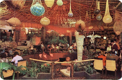 Mauna Loa, Unknown Delights To Fascinate The Palate, Mexico (SwellMap) Tags: postcard vintage chrome old 60s 50s sixties fifties google retro tiki hawaiian