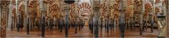 Mezquita de Córdoba (My digital Gallery) Tags: cordoba spanien spain andalusien andalusia europe eu säulenhalle gebetshalle bögen maurisch arabic mezquita panorama kirche moschee