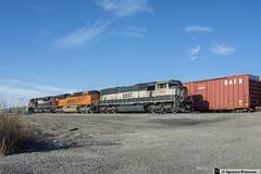 SD70MAC and Friends (Utah3002) Tags: train provo ferromex fxe fxe4047 bnsf8752 bnsf9832 bnsf