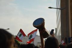 Scenes from the Lebanese Revolution. (ramimks) Tags: lebanon protest revolution لبنانينتفض ثورة لبنان كلنيعنيكلن protests