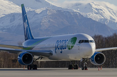 VP-BOY - IKAR (PegasFly) - Boeing 767-300ER (Zhuravlev Nikita) Tags: uhpp pkc spotting elizovo kamchatka boeing 767 b767 b763 ikar pegas pegasfly