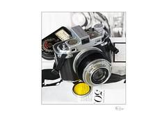 Kodak Medalist (radspix) Tags: with 50mm czj pancolar f2 sony ilce a7r fe 2870mm f3556 oss kodak medalist