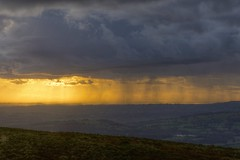 Rain@Sunset (Tony Tooth) Tags: nikon d600 nikkor 105mm cloud clouds sky sunset rain weather afternoon october leek staffs staffordshire england