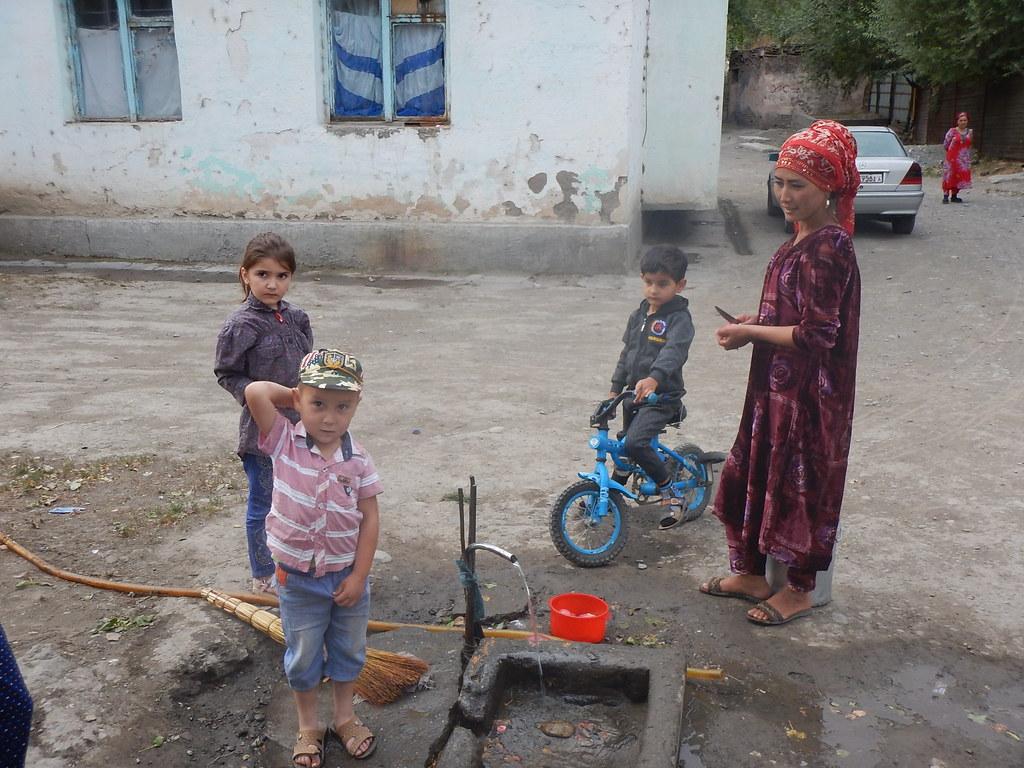 Tayikistan - Haz La Mochila