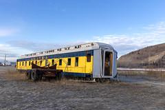 Alaska Railroad (mutrock) Tags: nenana alaska ak usa unitedstates car railroad railroadcar 2019