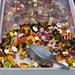 Haribo Konfekt zum Selbst Schöpfen auf der Spiel in Essen