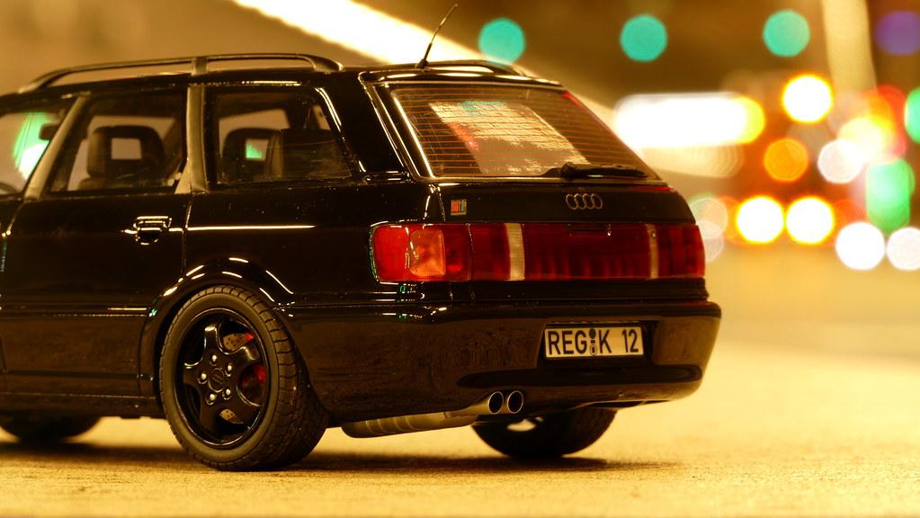 Otros vehículos NEW Otto Mobile 1:18 AUDI S2-80 Coupé B3 ...