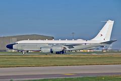 ZZ666 Boeing RC-135W (717-158) Royal Air Force WTN Cobra Warrior 2019 17-09-19 (PlanecrazyUK) Tags: rafwaddington egxw wtn lincoln lincs zz666 boeingrc135w717158 royalairforce cobrawarrior2019 170919