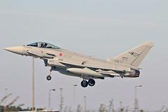 MM7353  EF-2000 Typhoon Italian Air Force WTN Cobra Warrior 2019 17-09-19 (PlanecrazyUK) Tags: rafwaddington egxw wtn lincoln lincs mm7353 ef2000typhoon italianairforce cobrawarrior2019 170919